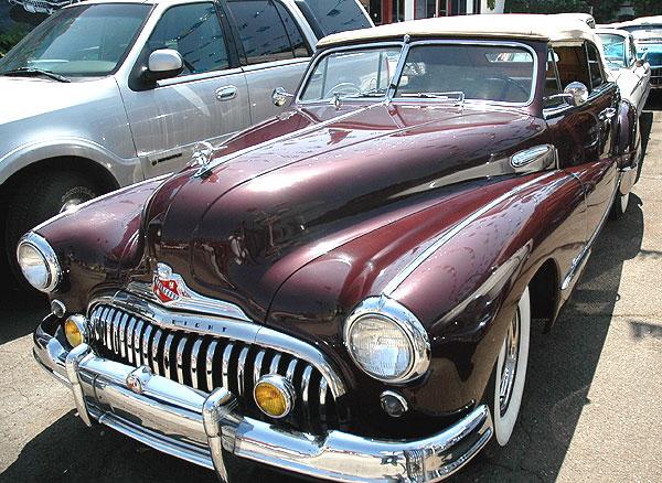 Buick Super Sport 1949 Buick Super Sport