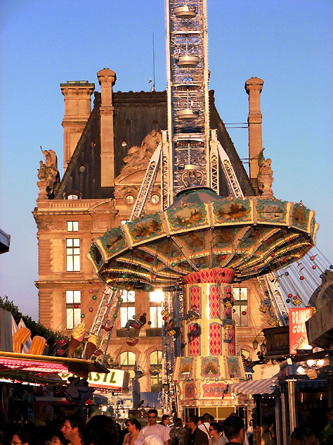 paris amusement