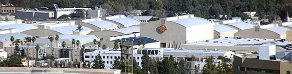Hollywood sightseeing - 5 January 2006