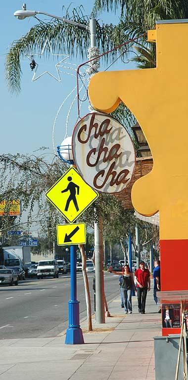 Cha Cha Cha - West Hollywood 12 January 2006