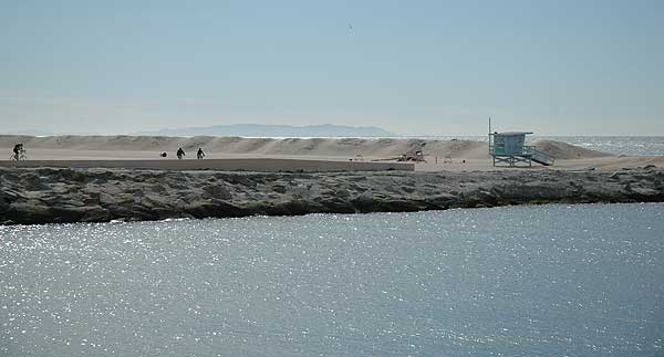 Beach, Playa del Rey - January 19, 2006