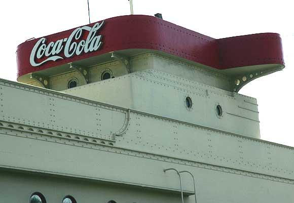 Coca-Cola plant, 1334 South Central Avenue, LA
