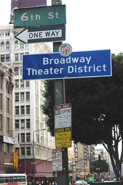 Broadway, Los Angeles, 01-26-06