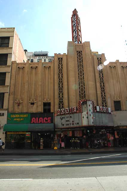 Roxie Theater (1932) - Los Angeles