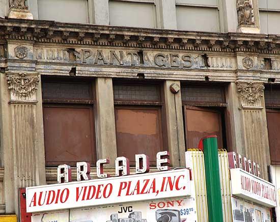 Arcade Theater (1910) Los Angeles