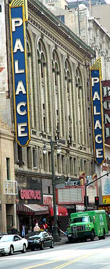 The Palace Theater (1926) Los Angeles