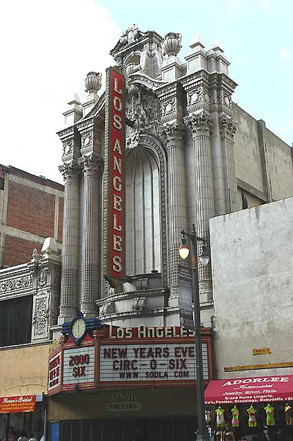 Los Angeles Theater (1931) 26 Jan 2006