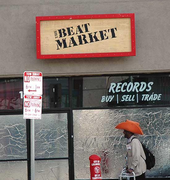 Ivar Avenue, Los Angeles (Hollywood) - Pedestrian