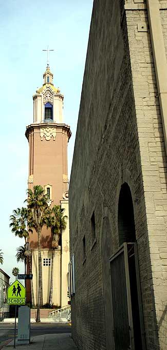 Church of the Blessed Sacrament (6657 Sunset Blvd)