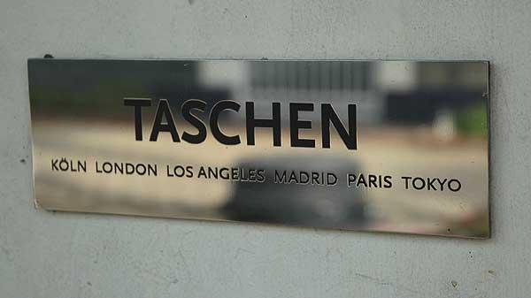 Taschen offices - 6671 Sunset Boulevard