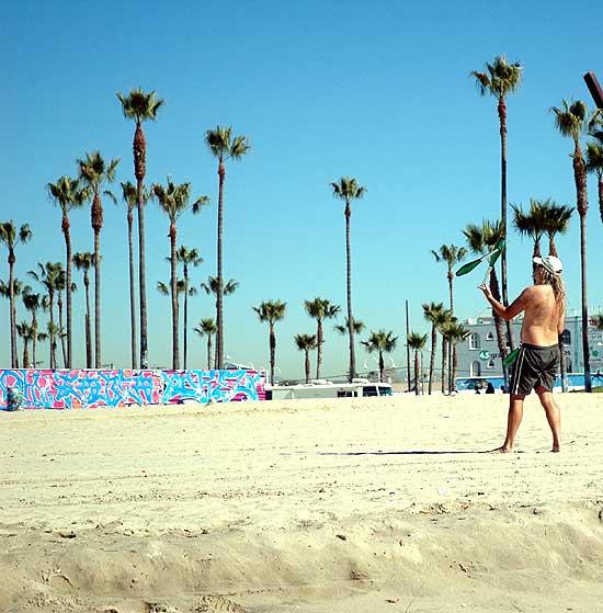 Venice Beach, California, February 9, 2006