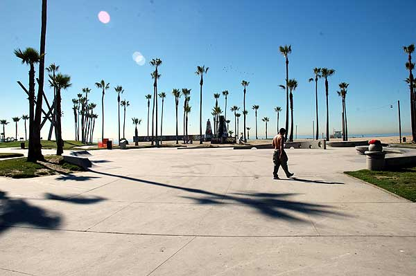 Venice Beach, California, February 9, 2006 