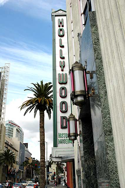 Hollywood Museum - Max Factor Building