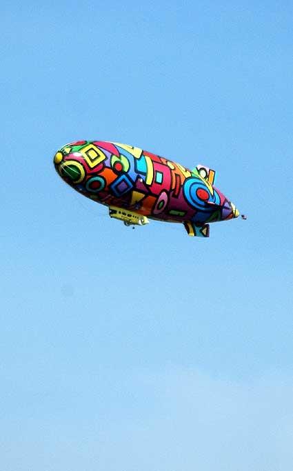 Ameriquest Soaring Dreams Airship