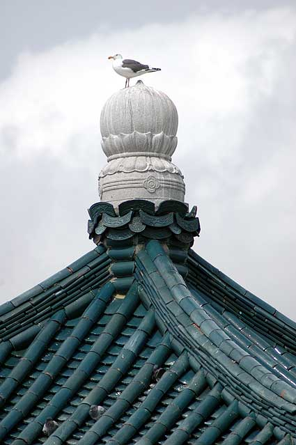 The Korean Bell of Friendship and Bell Pavilion