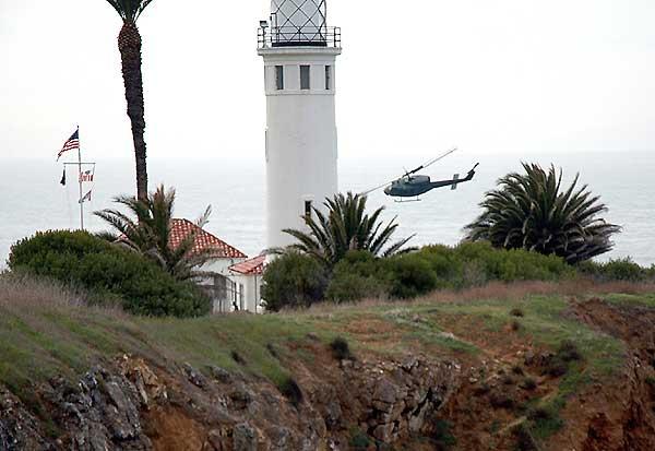 Point Vicente Lighthouse - Palos Verdes Drive