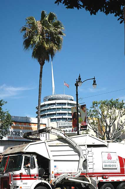 Capitol Records Building, Hollywood