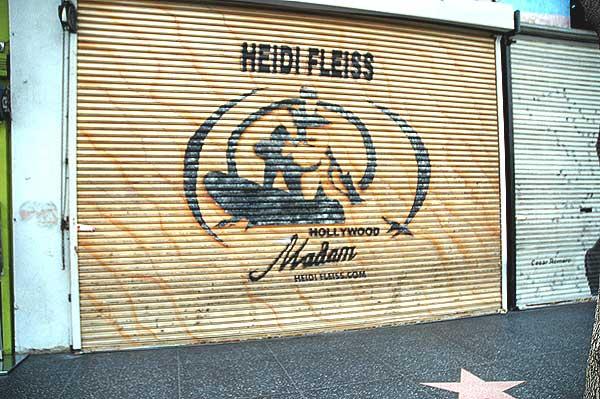 Hollywood Boulevard Details