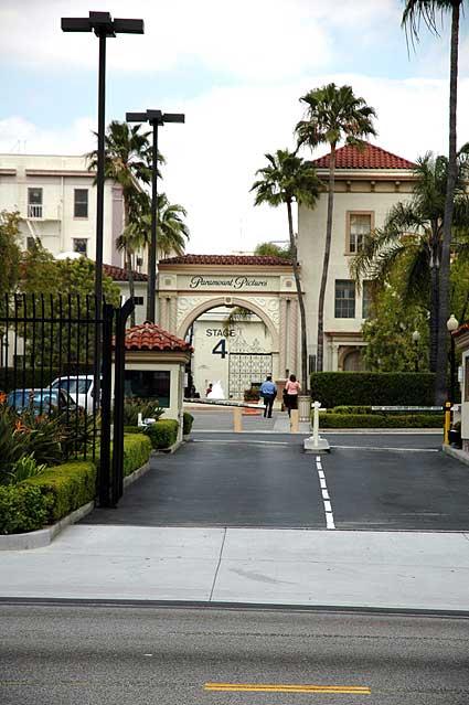 Paramount Studios, Bronson Gate