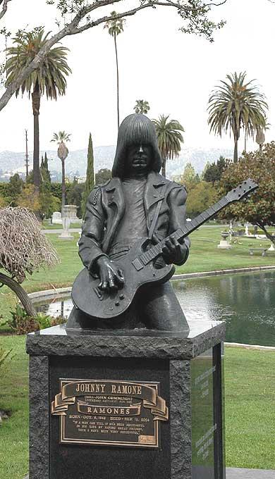 Johnny Ramone (1948-2004) - memorial