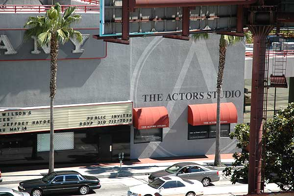 Actors Studio, Sunset Strip, West Hollywood