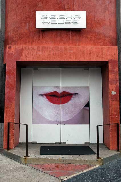 Geisha House, Hollywood Boulevard