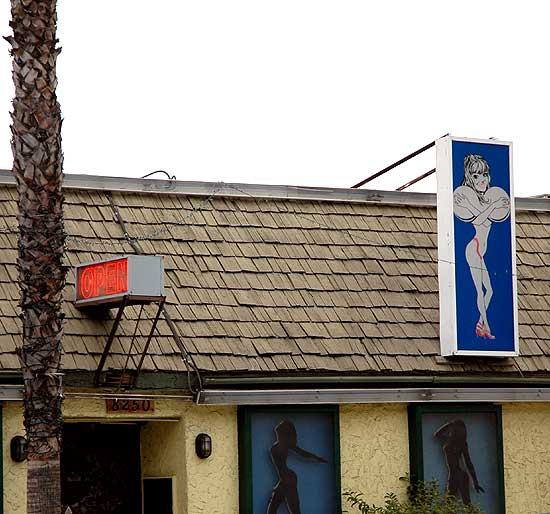 The Body Shop on the Sunset Strip