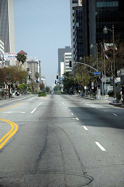 May Day 2006, Wilshire Blvd, Los Angeles