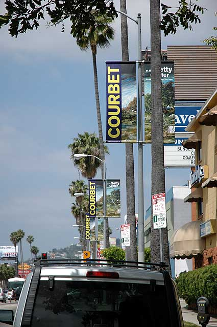 Courbet and the Modern Landscape, on Sunset Blvd