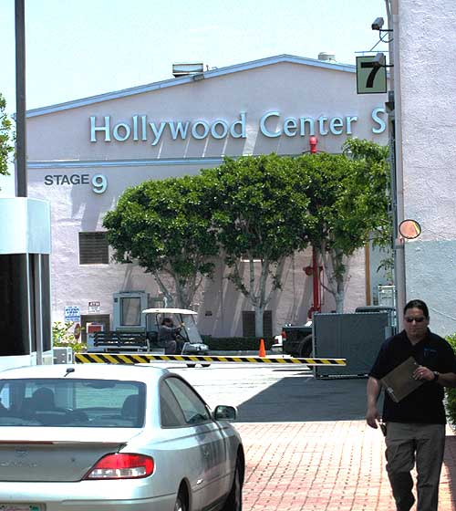 Hollywood Center Studios on Las Palmas