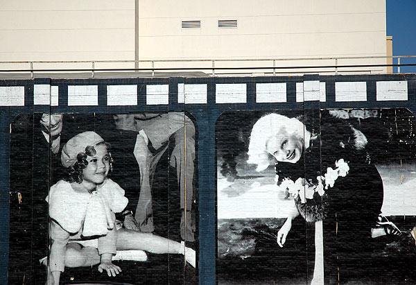 Mural - Grauman's Chinese Theater