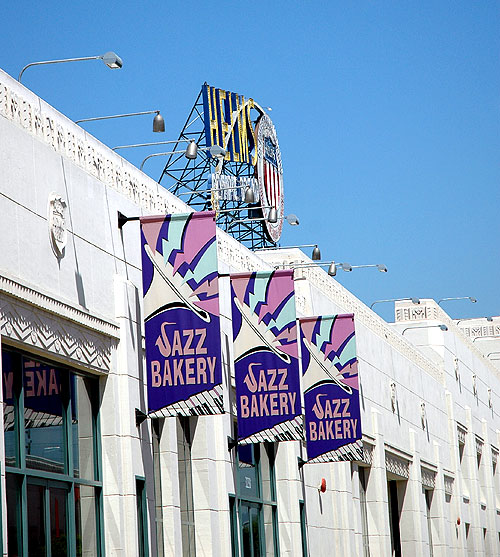 The Helms Bakeries Building - the jazz end