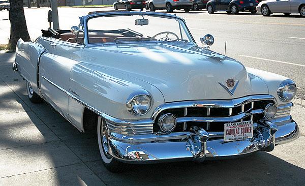 ... a mint 1954 Cadillac convertible