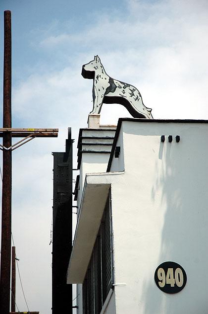 Workbook, 940 North Highland Avenue, Hollywood