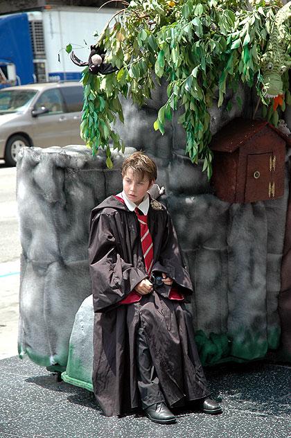Hogwarts, Hollywood Campus