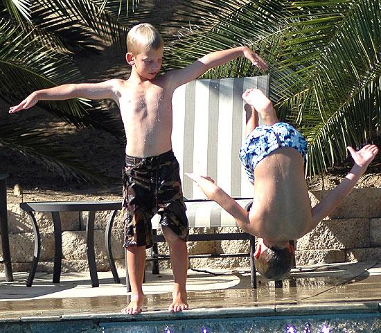 Kids at Play - Poway, California