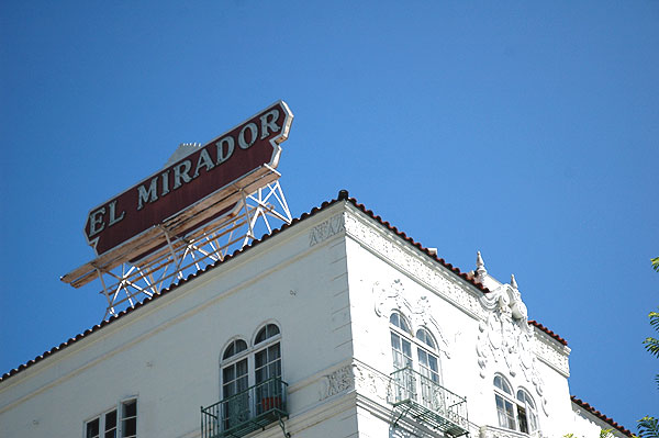 El Mirador Apartments, West Hollywood