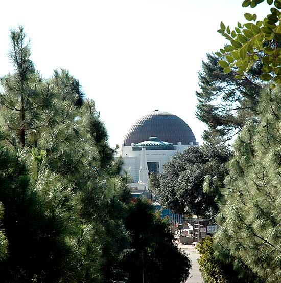Griffith Park Observatory - November 19, 2005