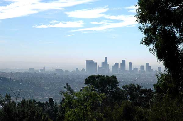 Los Angeles vista - November 19, 2005