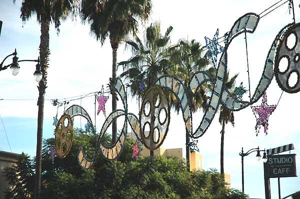 Hollywood Boulevard, late November 2005