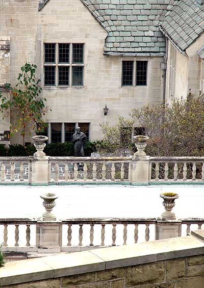 Greystone Mansion, Beverly Hills, 23 Nov 2005