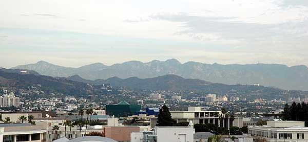 Hollywood Vista, December 8, 2005