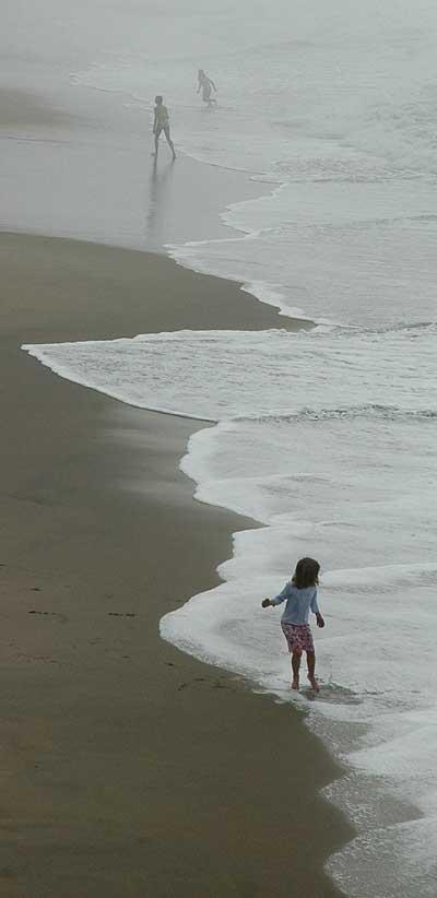 Manhattan Beach, 22 December 2005