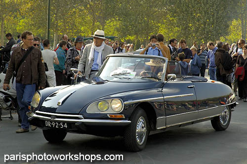 The Fiftieth Anniversary of the Citroën DS