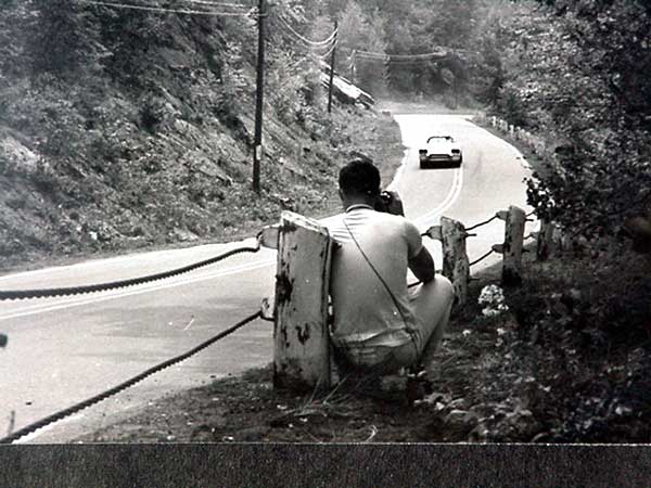 ... the Giant's Despair hill climb in the Sixties.