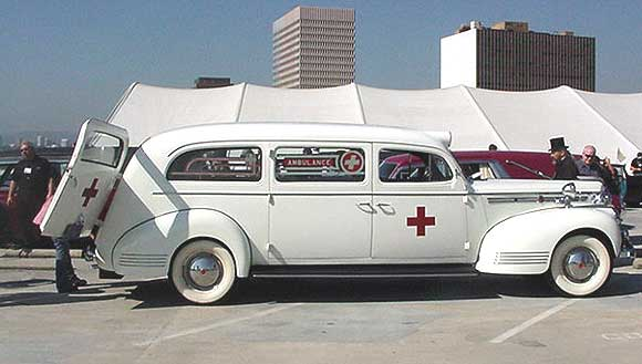Packard Ambulance, Los Angeles, October 29, 2005