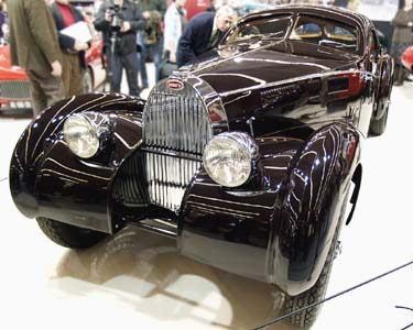 Paris Rétromobile 2006