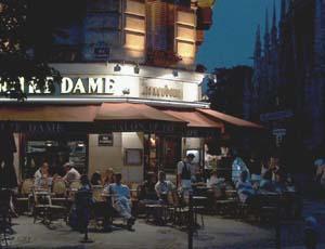 Paris Café 2 July 2005