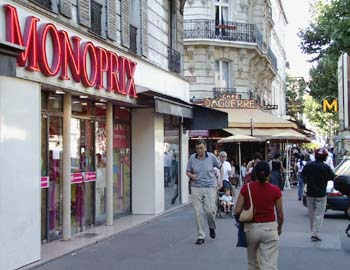 The Local Monoprix... Paris