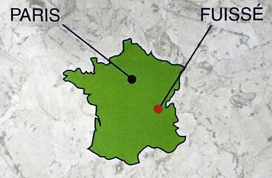 ... the village of Fuissé